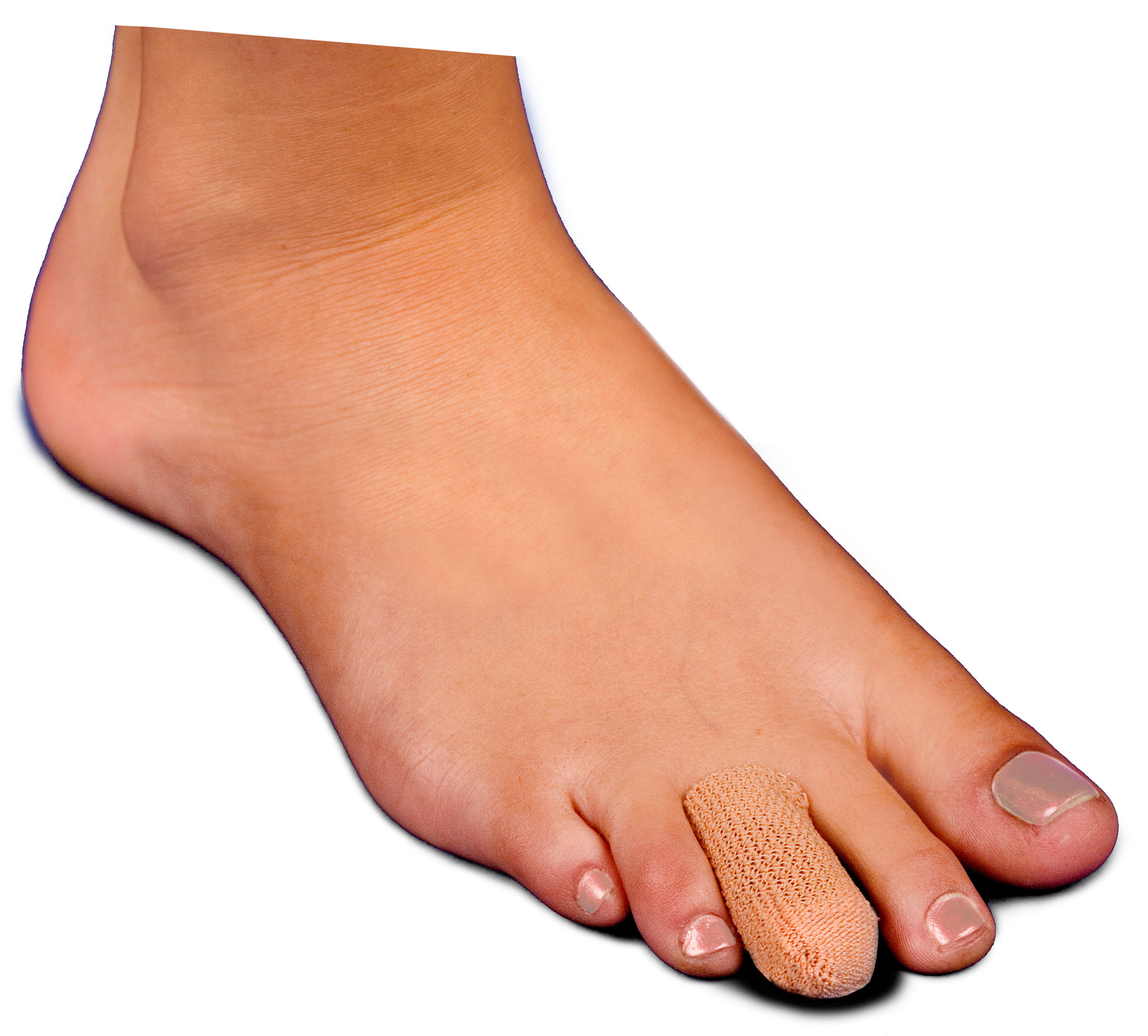 Middle Toe