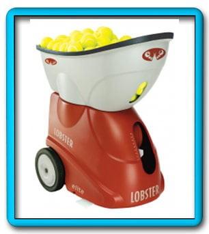 Elite Grand IV Tennis Ball Machine