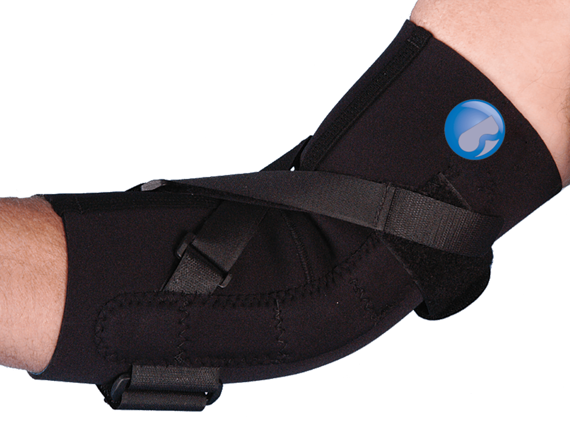 Bunga Hyperextension Elbow Support with Hinge [AE9]