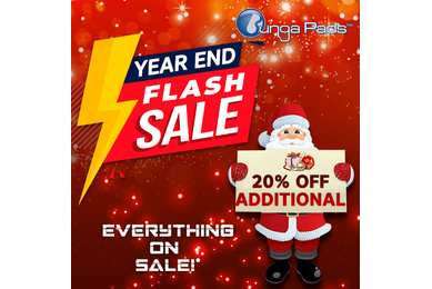 Bunga Pads End of Year Sale - 20% Off